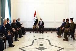 وزیر دفاع ترکیه با نخستوزیر عراق دیدار کرد