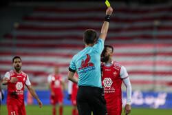 فدراسیون فوتبال تایید کرد: پنالتی فولاد مقابل پرسپولیس اشتباه بود