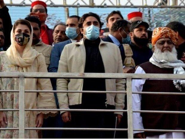 پاکستان پیپلز پارٹی کا پی ڈی ایم کے تمام عہدوں سے مستعفی ہونے کا اعلان