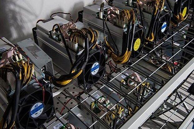 کشف ۸۷ دستگاه رمز ارز در اندیمشک