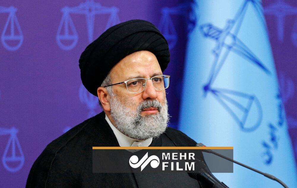 واکنش رئیسی به تحریم ستاد اجرایی فرمان امام