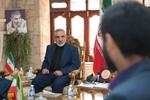 السفير الإيراني بصنعاء يلتقي رئيس وأعضاء ملتقى الوعي والتلاحم الشبابي