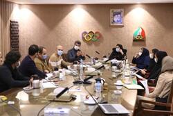 نشست کمیسیون ورزشکاران کمیته ملی المپیک برگزار شد