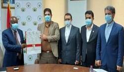 داروهای ایرانی در داروخانه های غنا توزیع میشود