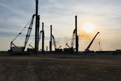 پیشرفت ۶۵ درصدی مهندسی واحد فرآورش مرکزی آزادگان جنوبی
