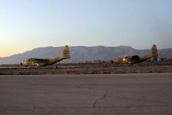 عملیات متحرک هوایی توسط نیروهای مخصوص تیپ ۲۲۳ اجرا شد