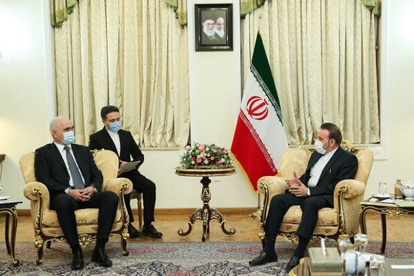 Iran, Azerbaijan emphasize broadening bilateral ties