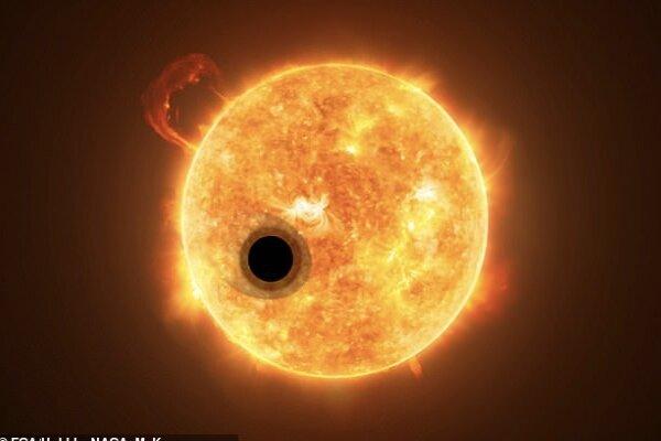 کشف سیارهای به اندازه مشتری اما ۱۰ بار سبکتر