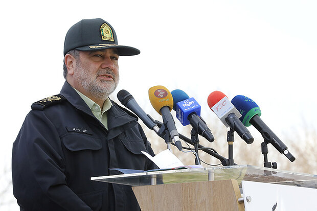 Iran enjoys high level of security: Police chief