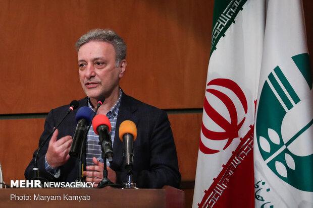 محمود نیلی رئیس دانشگاه تهران