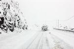 هراز مسدود شد/ بارش برف در راههای مازندران