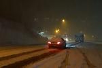 آغاز بارش برف در گیلان/ همه دستگاه ها در آماده باش هستند