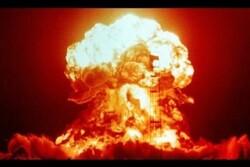 انفجار و آتش سوزی در تأسیسات نفت و گاز در حمص سوریه