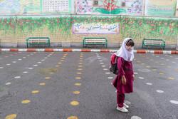 حضور دانش آموزان در مدارس اصفهان اختیاری است