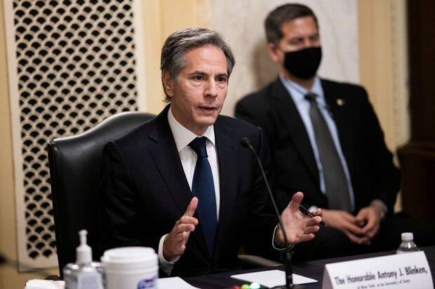 Blinken repeats false accusations about Iran nuclear program