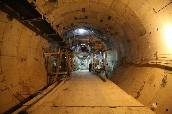 آغاز حفاری مکانیزه بخش پایانی پروژه توسعه جنوبی خط 6 مترو
