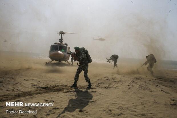 Army forces launch operation in Makran coast