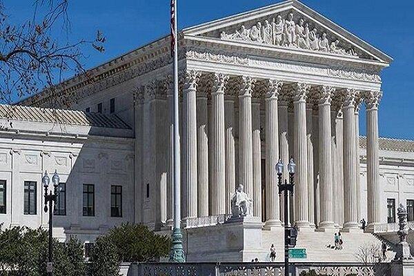 ABD Yüksek Mahkemesindeki bomba ihbarı paniğe yol açtı