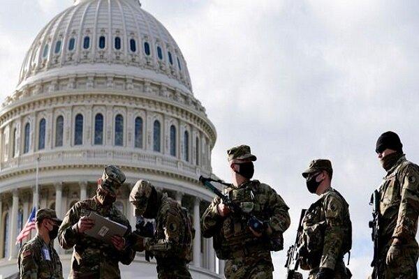 بايدن يصل الكونغرس استعدادا لتنصيبه رئيسا للولايات المتحدة