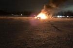 سقوط یک بالگرد نظامی/ ۳ عضو گارد ملی آمریکا کشته شدند