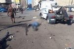 ۳۲ کشته و ۱۱۰ زخمی در انفجارهای انتحاری بغداد/ سفارت ایران در عراق محکوم کرد
