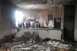 انفجار منزل مسکونی در شهرک پارسیلون خرمآباد