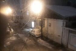 ۳۰ کیلومتر از مسیرهای روستایی فیروزکوه تا اطلاع ثانوی مسدود است