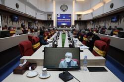 جلسه شورای برنامه ریزی و توسعه خراسان رضوی
