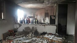 انفجار در منزل مسکونی شاهین شهر ۹ مصدوم داشت