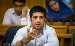 علیرضا دبیر با رئیس اتحادیه جهانی کشتی دیدار کرد
