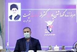 تجلیل از ۷۲ نخبه شاهد و ایثارگر طی جشنواره جایزه ملی ایثار