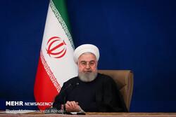 صدر روحانی کا زلزلہ سے متاثرہ علاقہ سی سخت میں فوری اقدامات کا حکم