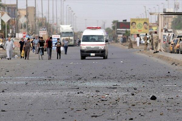 Bağdat'ta halk pazarında patlama: 22 ölü, 47 yaralı