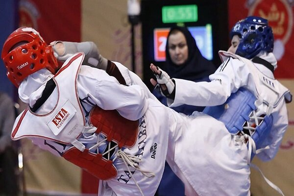 دختران ایران قهرمان شدند/ شکست بانوی المپیکی