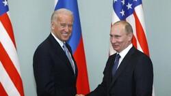 امریکی صدر جوبائیڈن اور روسی صدر کی ٹیلیفون پر گفتگو