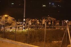 شب وحشت در کرانه باختری/حمله شهرک نشینان صهیونیست به منازل فلسطینیها