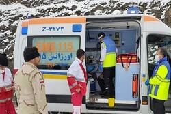 نجات ۳ مادر باردار از برف و کولاک در آذربایجان شرقی