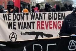 ABD'de Biden karşıtı protesto gösterisi