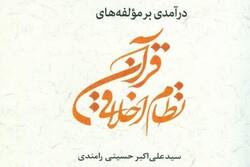 کتاب «درآمدی بر مؤلفههای نظام اخلاقی قرآن» منتشر شد