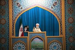برگزاری نماز جمعه بعد از ماهها تعطیلی در کرمانشاه