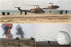 تاکتیکهای جدید نیروی زمینی ارتش در رزمایش اقتدار/  قدرتنمایی برای مقابله با تهدیدات ترکیبی