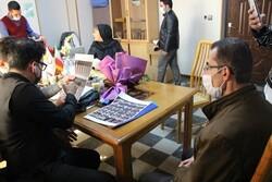 ویزیت رایگان و اهدای بستههای حمایتی به نیازمندان انزلیچی