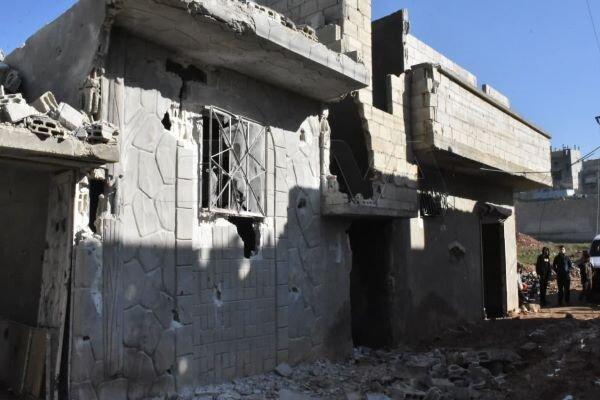 اعضای یک خانواده ۴ نفری در استان «حماه» کشته شدند
