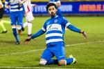 درخشش قوچان نژاد در لیگ هلند و هتتریک در شب پیروزی زوله