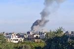 وقوع انفجار در محور شمالی نوار غزه