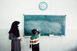 İran'da okullar kısmen açıldı