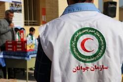 کاروانهای نیکوکاری جوانان هلالاحمر جایگزین اردوهای تابستانی شد