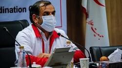 انبارهای امدادی هلال احمر همچنان نیاز به تجهیز بیشتر دارد/ باید دعا کنیم حادثه سنگینی رخ ندهد