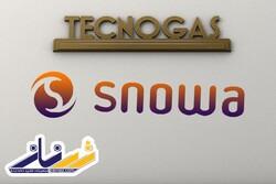 محصولات اسنوا و تکنوگاز را فقط از نمایندگی رسمی بخواهید