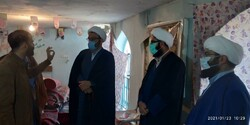 اعزام روحانی به منطقه زاغه/کارگاه های دینی و فرهنگی برگزار میشود